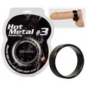 Anello per il pene in metallo Hot Metal (oggettistica)