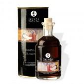 Olio da massaggio Afrodisiaco al cioccolato riscaldante e commestibile 100ml