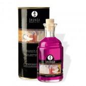 Olio da massaggio Afrodisiaco Menta Sensual  riscaldante e commestibile 100ml
