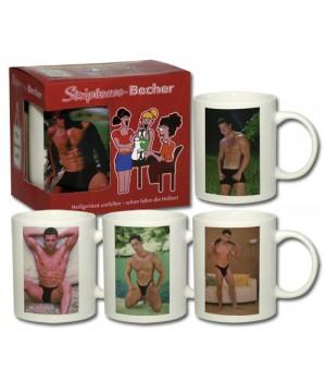 Sexy tazza Striptease - Becher (oggettistica)