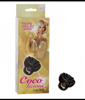 Discreto Anello & Stimolatore clitorideo Coco Delicious